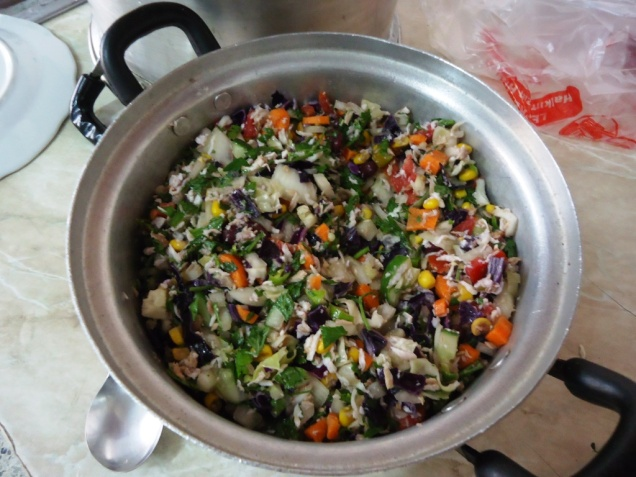 My salad :)