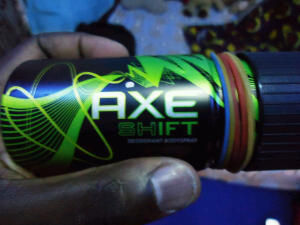 Axe body spray/after shave