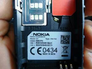 Original Nokia 101