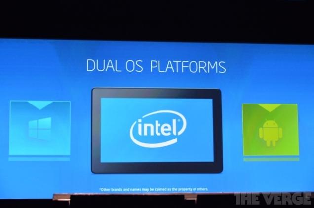 Dual OS Platforms