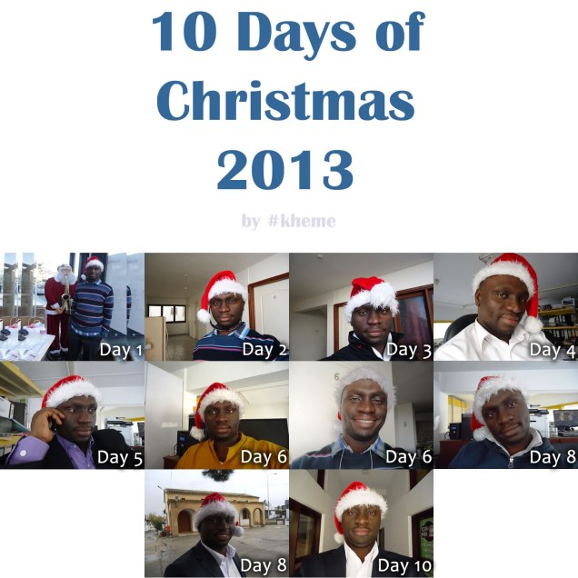 10 Days of Christmas (2013)
