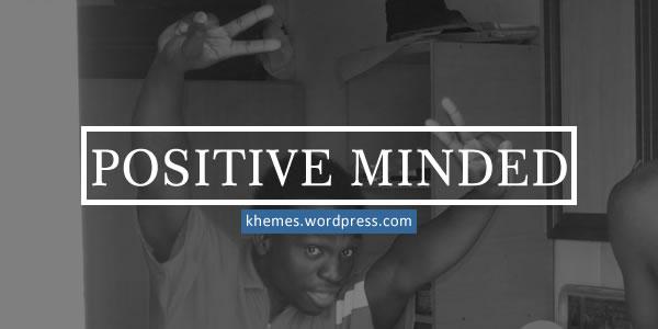 Positive Minded
