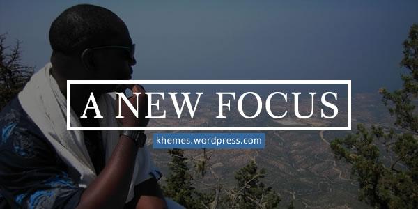 A New Focus