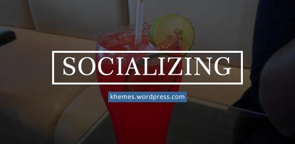 Socializing in Nigeria